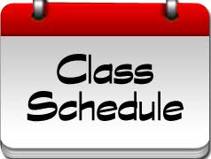 Class Schedules | Seven Springs Middle School